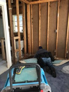 Renovations In A Home After Incurring Storm Damages