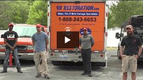 911 restoration in media